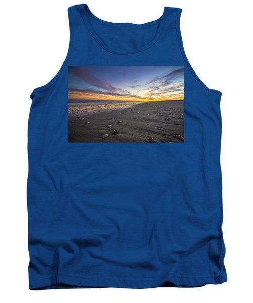 Rocky Roger's Beach Sunset Tank Top