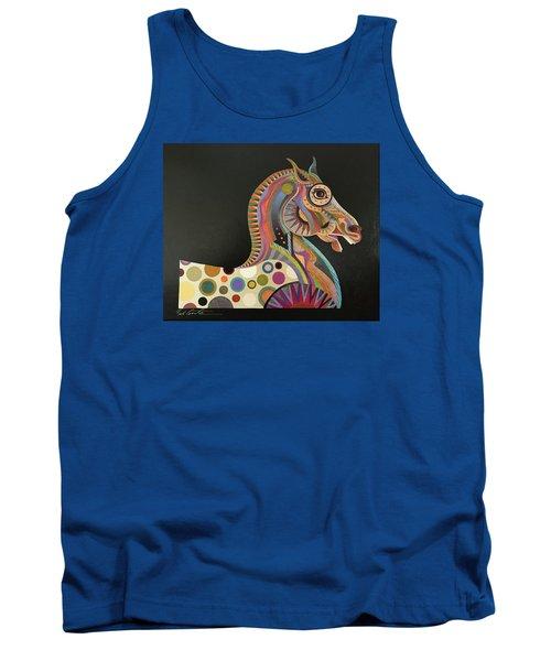Roman Horse Tank Top