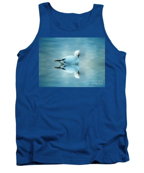 Ross Goose Tank Top by Suzanne Handel