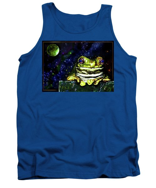 Ruler Of The Cosmos  Tank Top