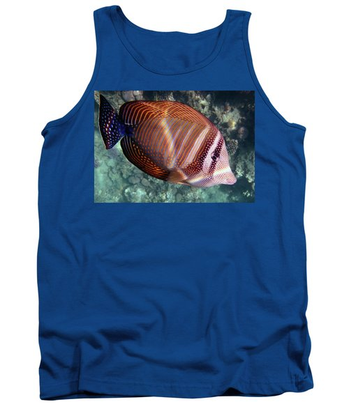 Sailfin Tang Makadi Bay Tank Top