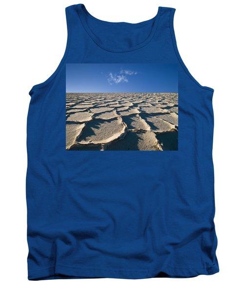 Salt Flats Death Valley National Park Tank Top