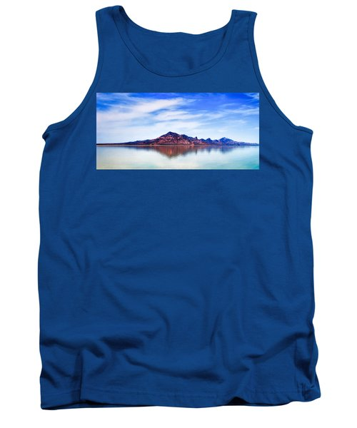 Salt Lake Mountain Tank Top