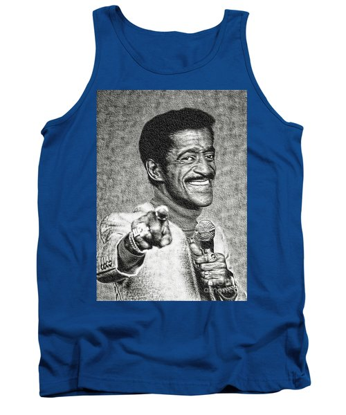 Sammy Davis Jr - Entertainer Tank Top