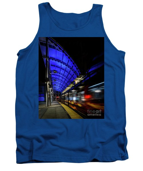 San Diego Trolley Tank Top