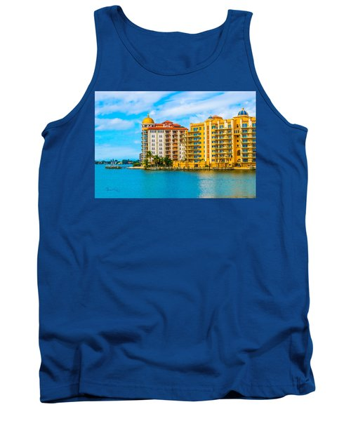 Sarasota Architecture Tank Top