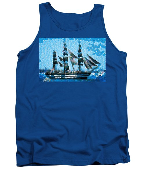 Schooner Supreme Tank Top