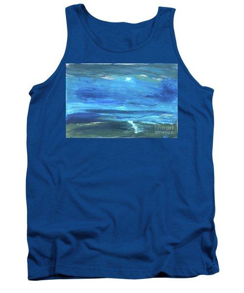 Sea And Sky Tank Top