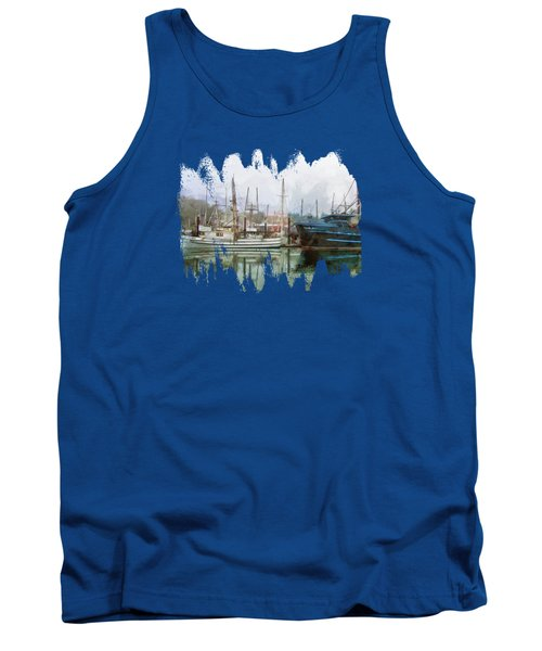 Sea Breeze And Lady Law Tank Top