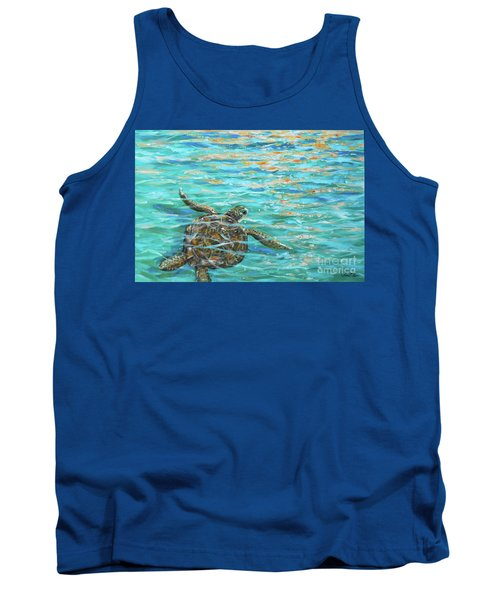 Sea Turtle Dream Tank Top