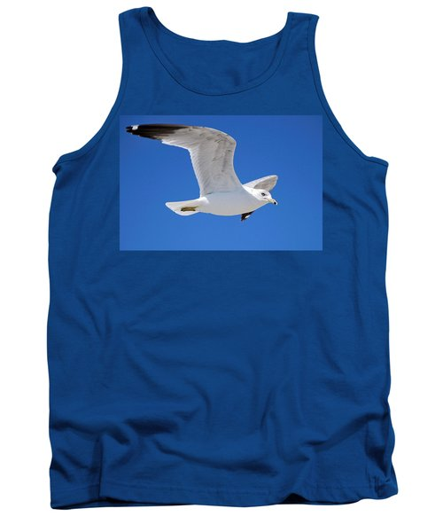 Seagull Tank Top by Ludwig Keck