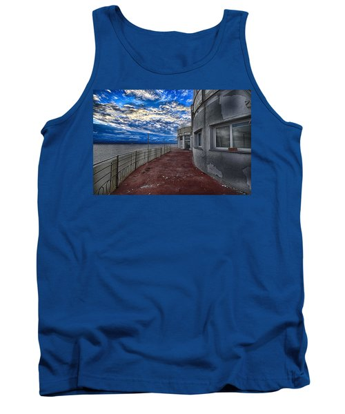 Seascape Atmosphere - Atmosfera Di Mare Tank Top