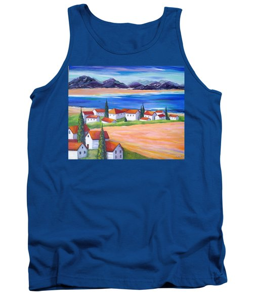Seaside Village Tank Top
