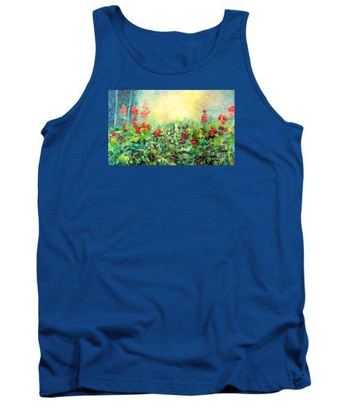 Secret Garden 2 - 150x90 Cm Tank Top