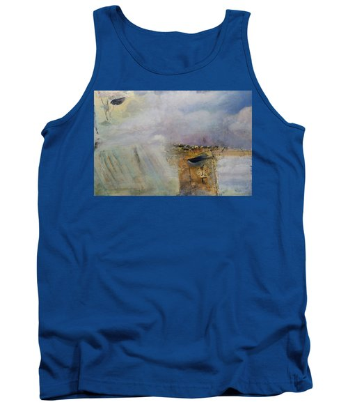 See Birds  Tank Top