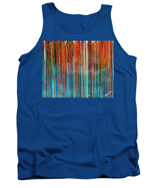Seed Tank Top by Ralph White