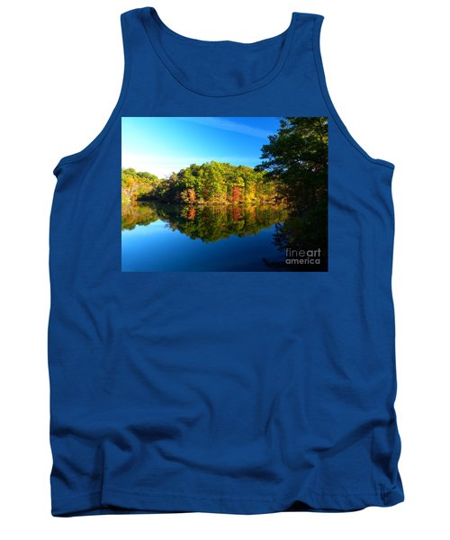 Seen From Kidds Schoolhouse Tank Top
