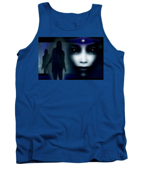 Shadows Of Fear Tank Top