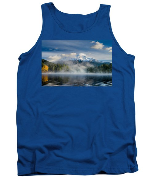 Shasta Mists And Morning 2 Tank Top