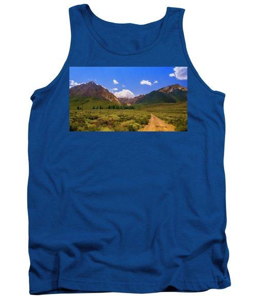 Sierra Mountains - Mammoth Lakes, California Tank Top