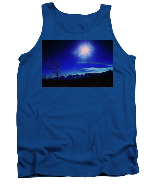 Sierra Night Tank Top