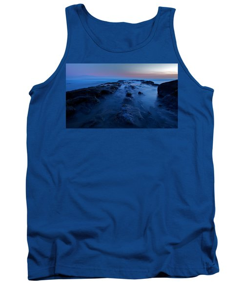 Tank Top featuring the photograph Silence by Evgeny Vasenev