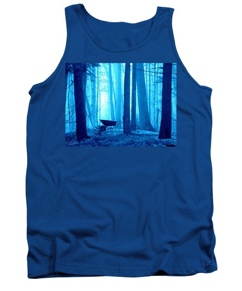 Silent Forest Tank Top by Al Fritz