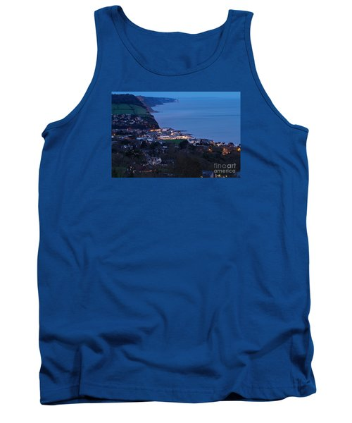 Tank Top featuring the photograph Simouth From A High. by Gary Bridger