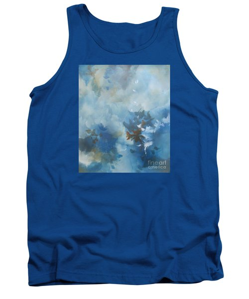Sky Fall I Tank Top by Elis Cooke