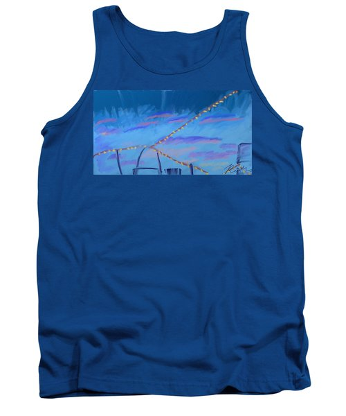 Sky Lights Tank Top