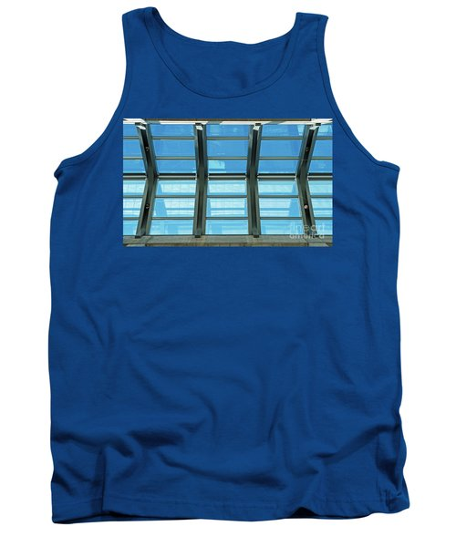 Tank Top featuring the photograph Skylight.. by Nina Stavlund