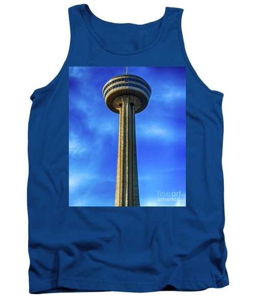 Skylon Tower Tank Top
