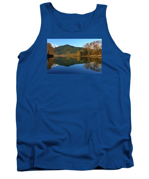 Sleek Serenity 3 Tank Top by Heather Vopni