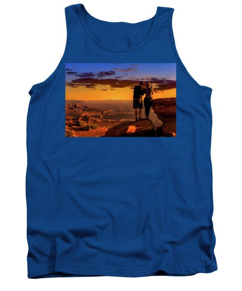 Smartphone Photo Opportunity Tank Top