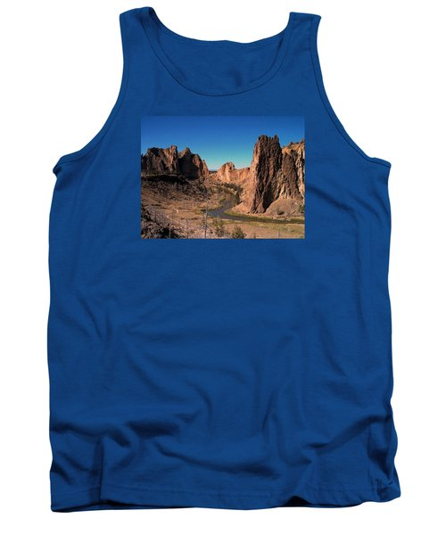 Smith Rock Tank Top by Lori Seaman