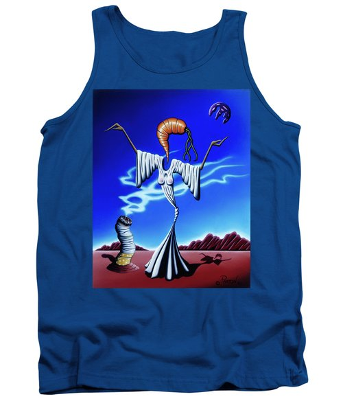 Smoke Dance Tank Top