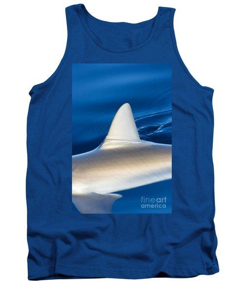 Smooth Shark Fin Tank Top