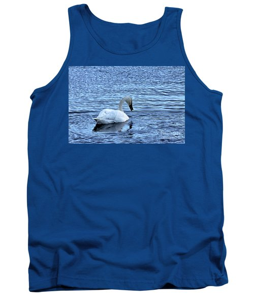 Snow Goose Tank Top