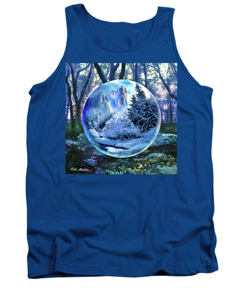 Snowglobular Tank Top