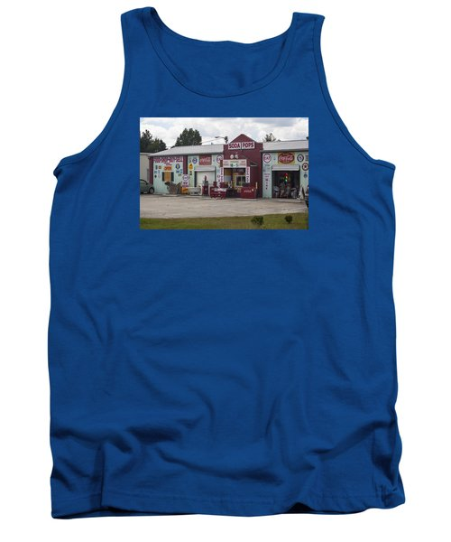 Soda Pops Tank Top by Suzanne Gaff