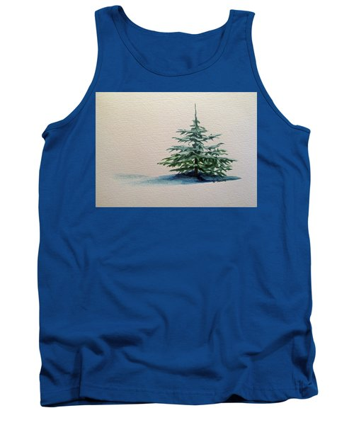 Solitude Tank Top by Wendy Shoults