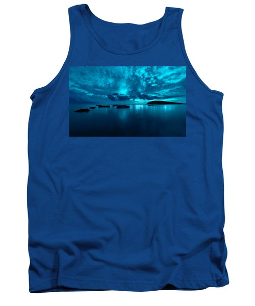 Soon The Night Shall Come Tank Top