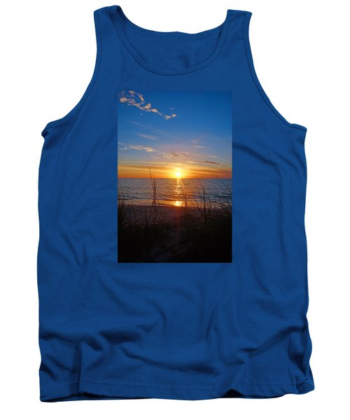 Southwest Florida Sunset Tank Top