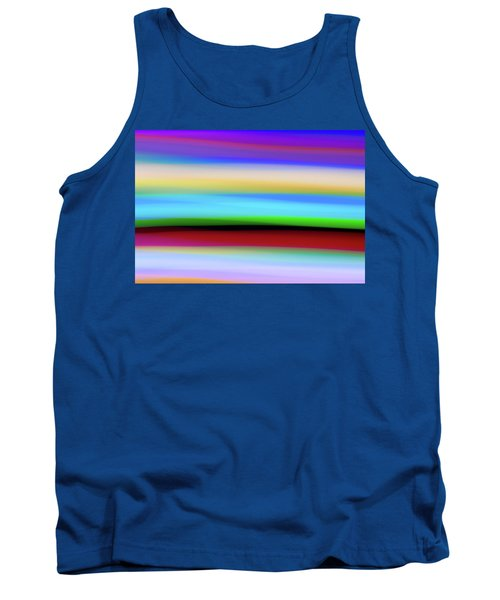Speed Of Lights Tank Top