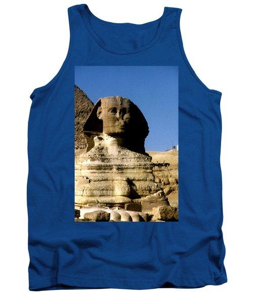 Sphinx Tank Top
