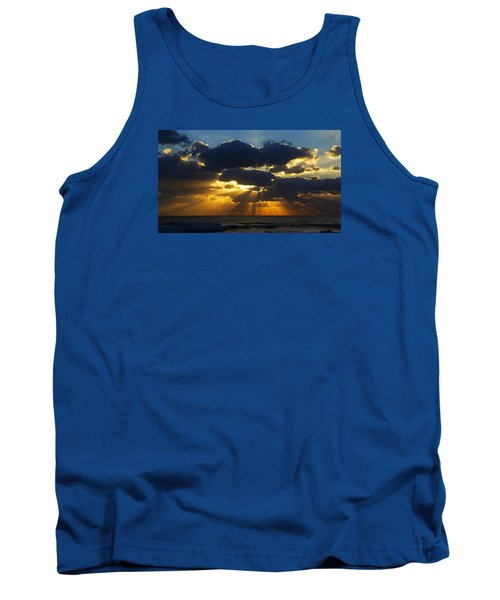 Spiritually Uplifting Sunrise Tank Top