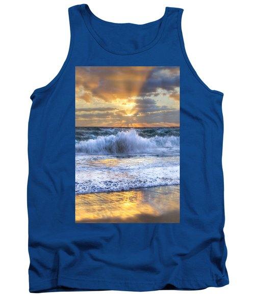 Splash Sunrise II Tank Top