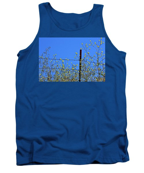 Spring In The Country Tank Top