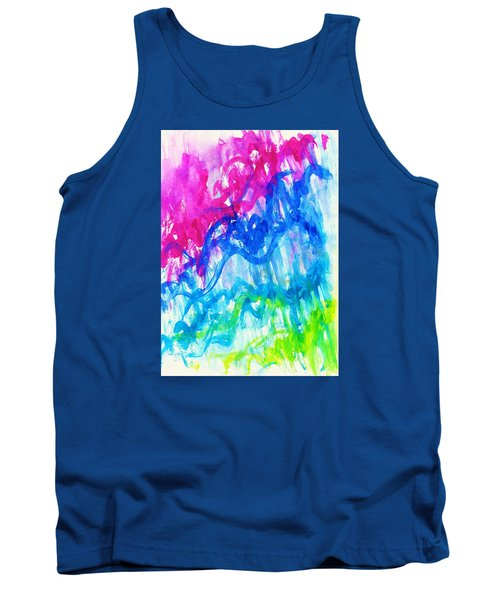 Intuition Tank Top by Martin Cline