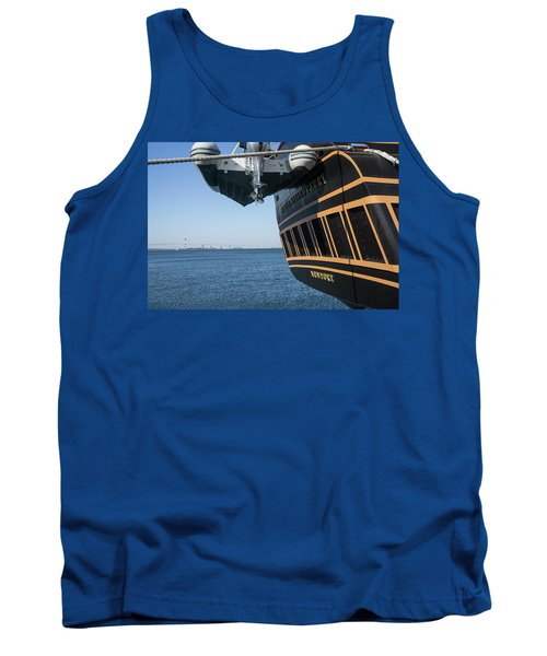 Ssv Oliver Hazard Perry Close Up Tank Top